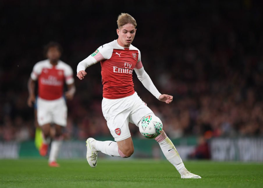 Arsenal S Smith Rowe Rejected Moves To Chelsea And Tottenham Read Chelsea