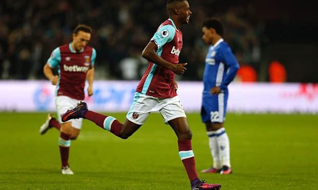 West Ham United midfielder Edimilson Fernandes
