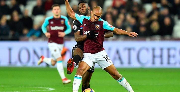 West Ham United midfielder Joao Mario