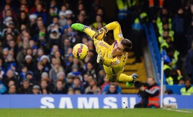 West Ham United goalkeeper Adrian