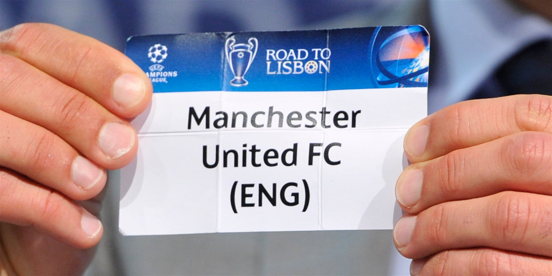 Champions League Draw Who Could Manchester United Face Read Man Utd