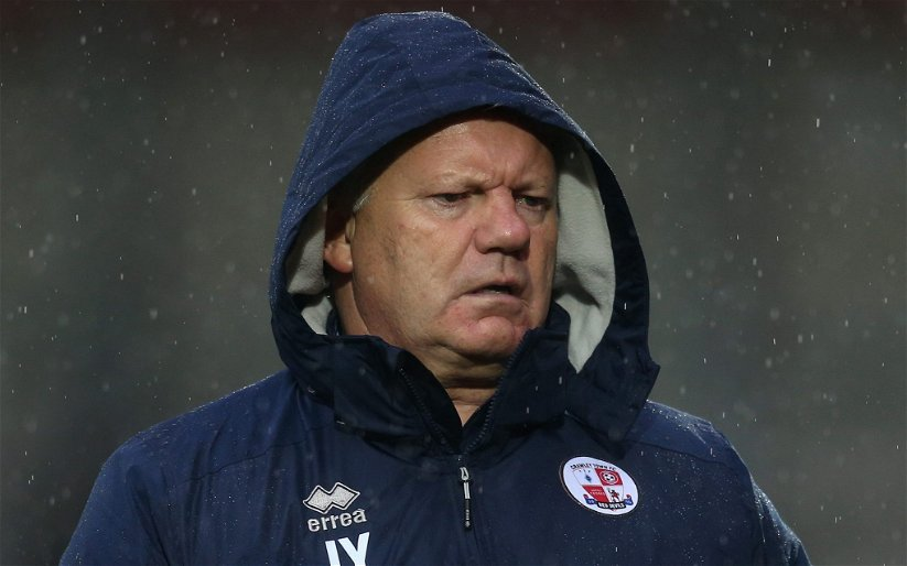 Image for Tongue-in-cheek reaction emerges from Crawley Town as they question Leeds United stature