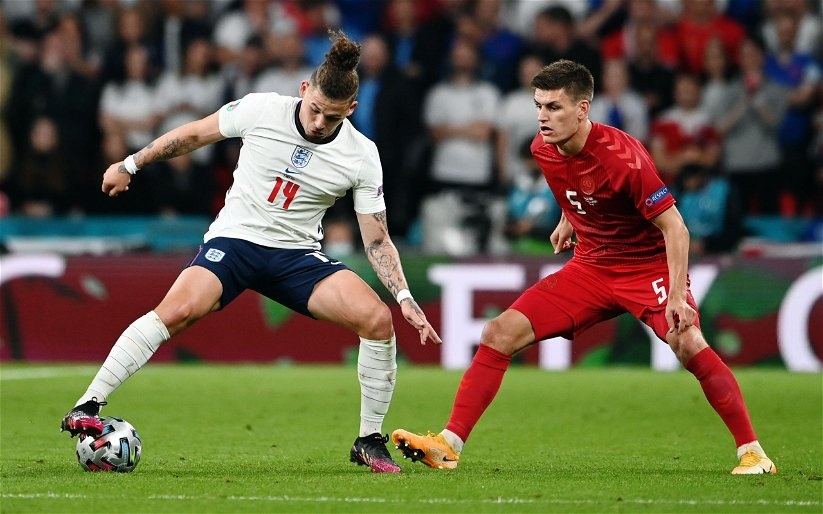 Image for Revealed: Man City's Phil Foden ranks Leeds' Kalvin Phillips as best for England in this aspect