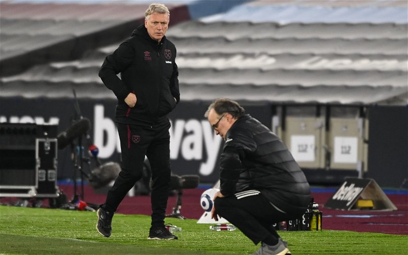 Image for West Ham example outlined as Marcelo Bielsa faces major Leeds United headache