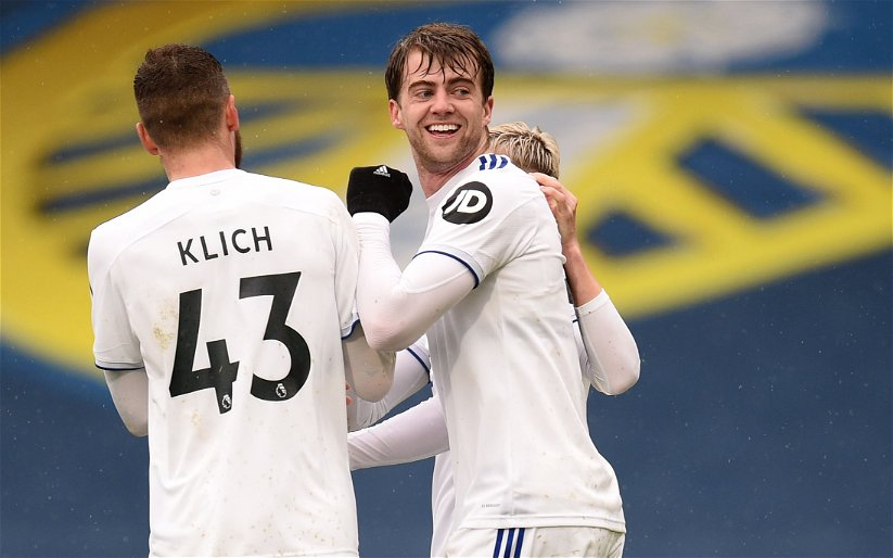 Image for Patrick Bamford identifies Leeds United trio on verge of significant personal developments