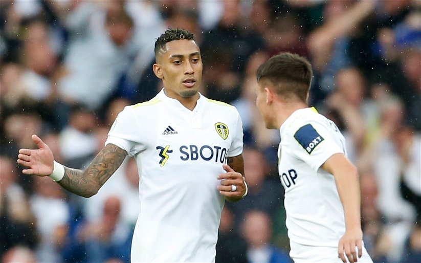 Image for 'Not fair' – Many Leeds United fans already conceding defeat as Raphinha situation unfolds