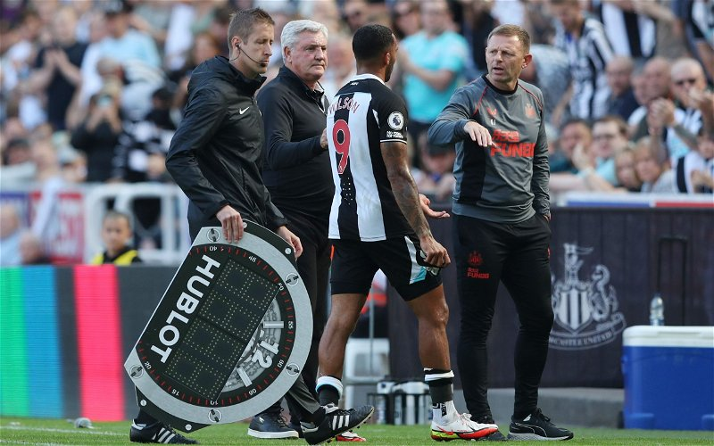 Image for 'Here we go' – Many fans aren't pleased with Steve Bruce's comments ahead of Newcastle United v Leeds United