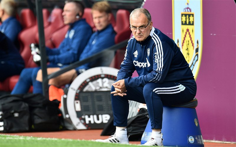 Image for Phil Hay offers insight into Marcelo Bielsa's position at Leeds United moving forward