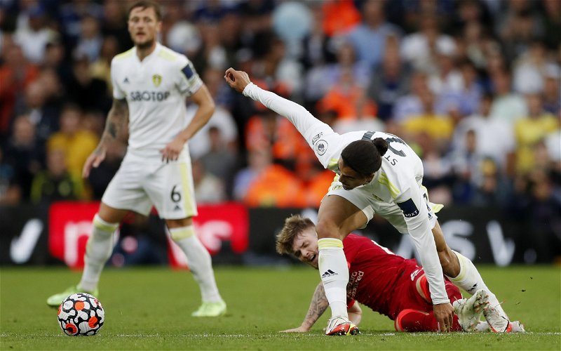 Image for 'Blatant lie' – Many Leeds United fans react as Liverpool fallout continues to rage on