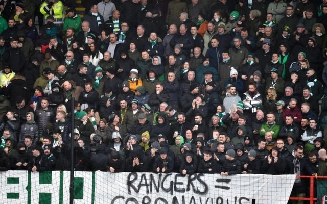 Image for Sevco's coronavirus scare as match delayed with tests incoming