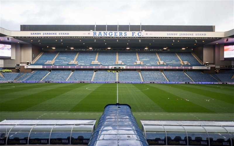 Image for Daily Record pod calls for £12 to £15m 'Mega money' for Sevco's serial failure