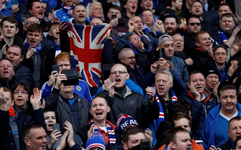 Image for Union Bears plead cultural victimisation in latest display as racists moan about migrants