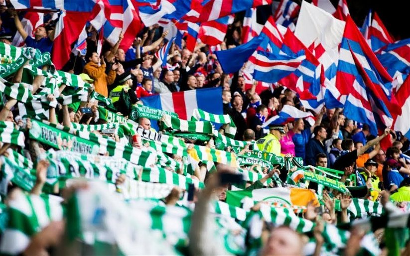 Image for Celts respond to Obsessed UK betting site's attack on Celtic