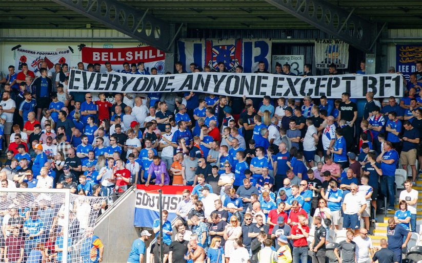 """Image for F""""ck the Pope Sevco fan lectures Celtic fans over racism, hate and culture"""