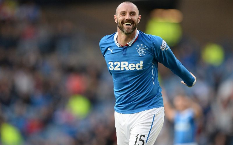 Image for Kris Boyd banned by Dundee over Griffiths rant, Celtic should follow suit