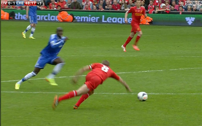 Image for Paddy Power Troll Gerrard, everyone is posting the same clip
