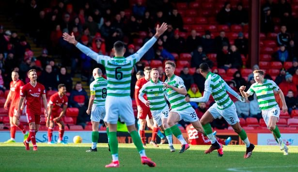 Delighted Neil Lennon hailed his rock solid Celtic side for chiseling out three points in the Granite City after insisting Aberdeen gave his men their toughest test of the season.