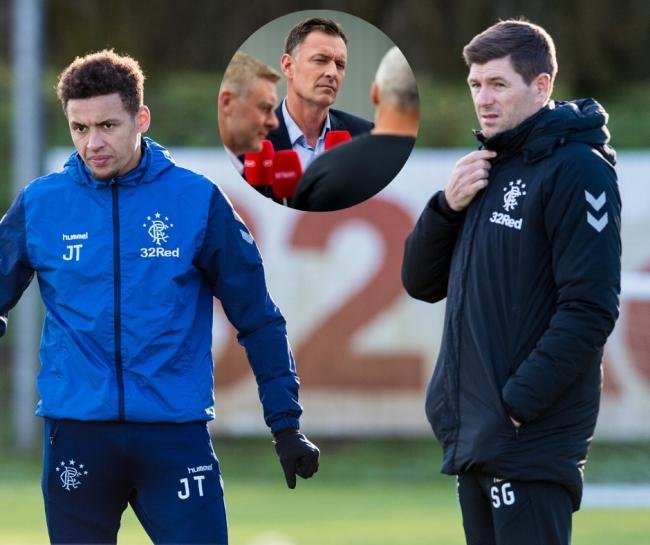 Former Celtic striker Chris Sutton thinks Steven Gerrard is demotivating his own players with constant blame and throwing them under the bus at every chance the former Liverpool Legend gets.