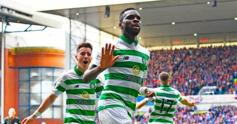 Celtic hero Chris Sutton sticks by his statement that Odsonne Edouard is the club's best striker since Henrik Larsson.