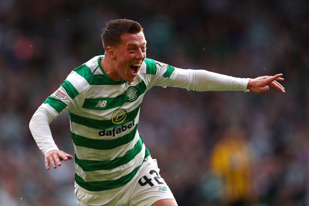 Celtic midfielder Callum McGregor has been instrumental for the Hoops over the past few seasons.
