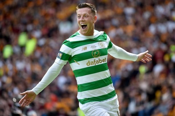 Celtic's homegrown star midfield catalyst Callum McGregor has been on tremendous form since returning from the Champion's training camp in Dubai and the star speaks about his feelings on that epic goal he scored when the Hoops thrashed Motherwell 4-0.