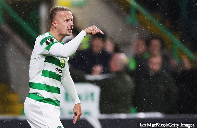 Former Celtic striker Chris Sutton still can't understand Lennon's logic at leaving on-form Leigh Griffiths on the bench in their shock defeat against Copenhagen.