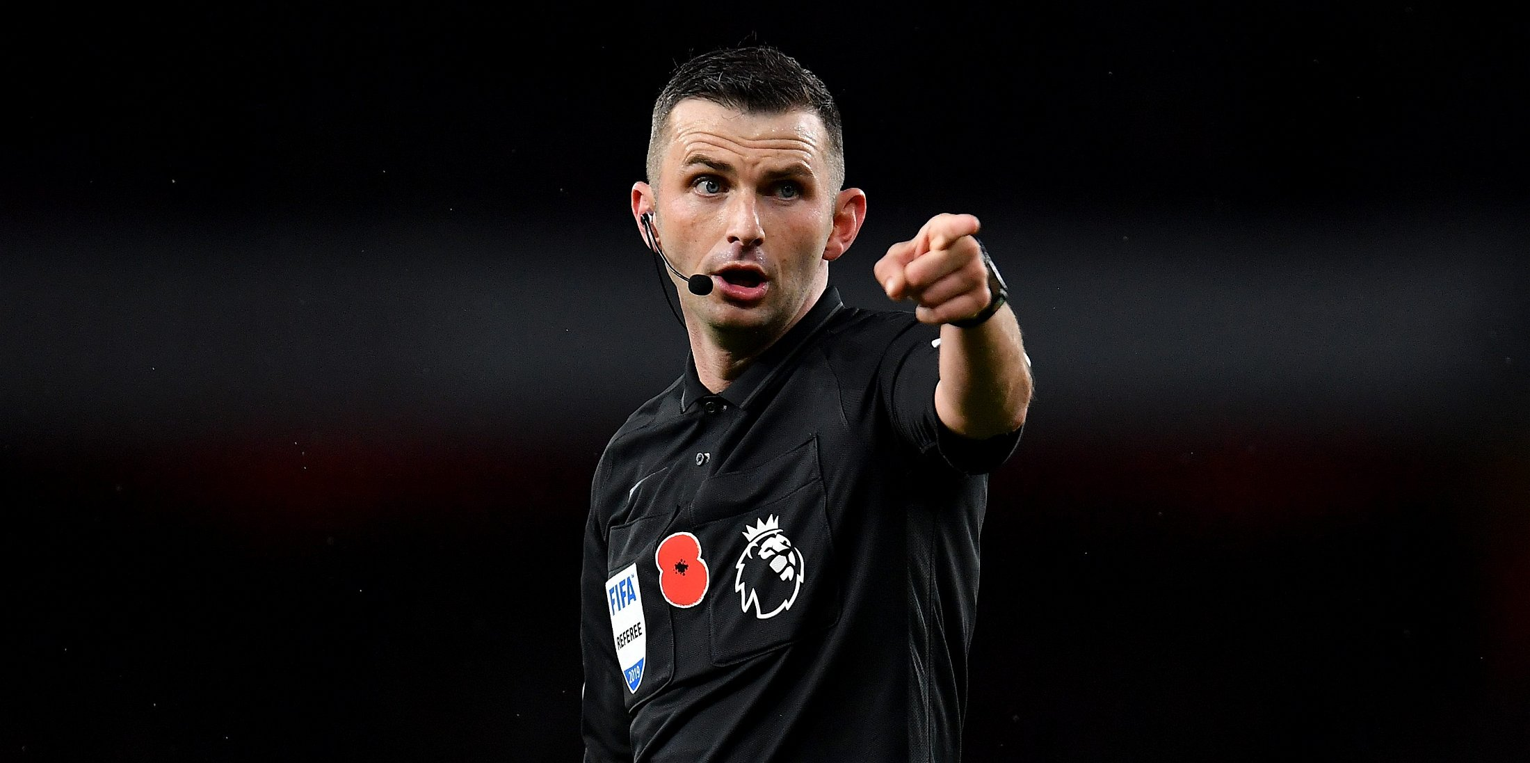 Liverpool fans react as Michael Oliver is named as referee for Man City  clash - Read Liverpool