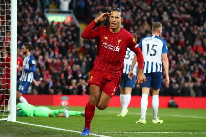 Liverpool hang on, move 11 points clear atop PL table