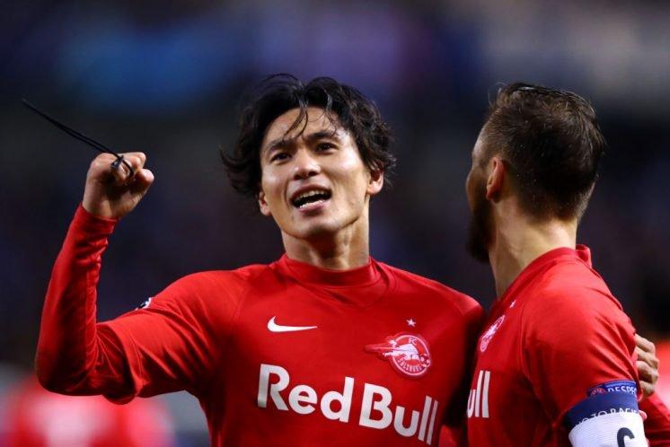 Liverpool's new signing, Takumi Minamino, will need patience, says Jurgen Klopp