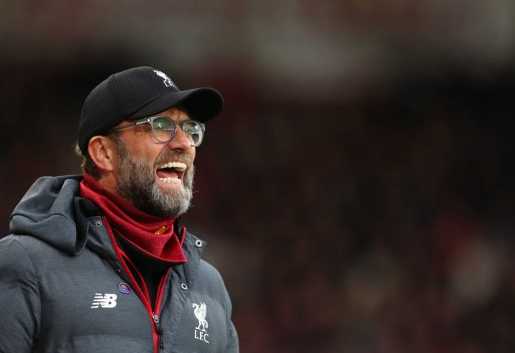 'You should really listen' - Klopp confronts translator ahead of UCL clash