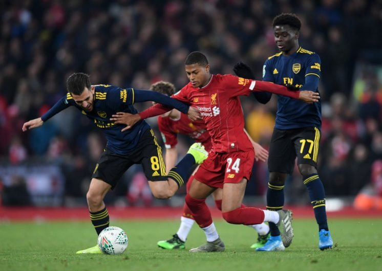 Liverpool Talent's Loan Exit To Be Confirmed Monday