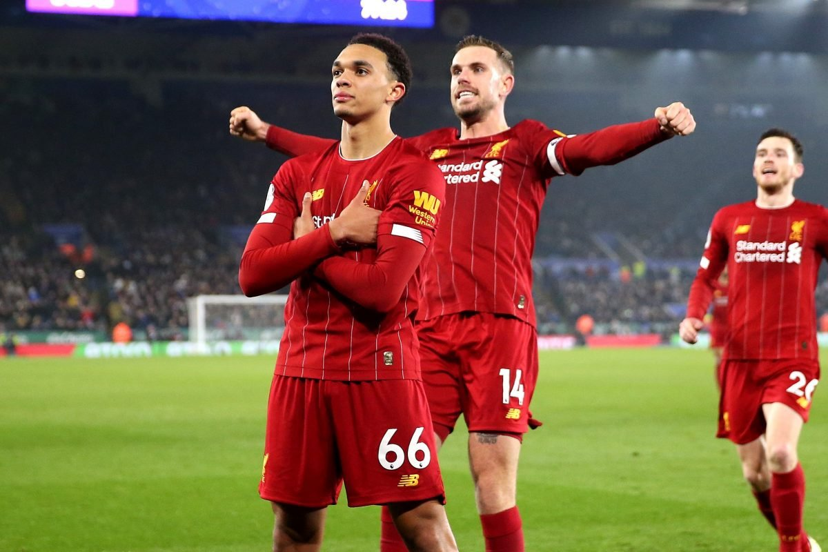 Alexander-Arnold chooses Henderson over Messi and Ronaldo - Read Liverpool