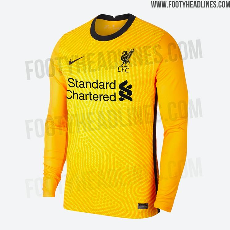 Leaked Liverpool S New Goalkeeper Kits Leaked Online Read Liverpool