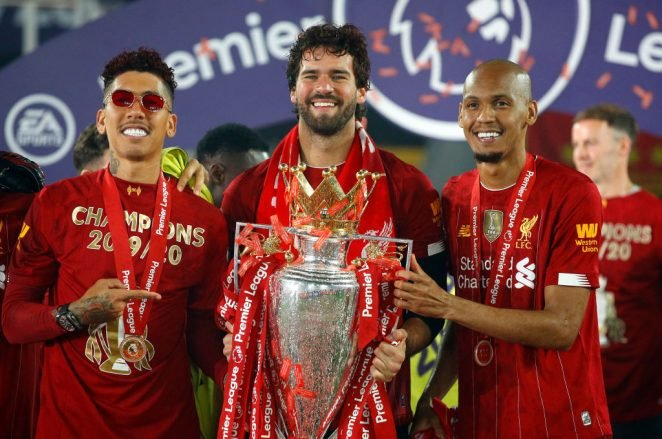 Liverpool Star Hails Win At Newcastle United