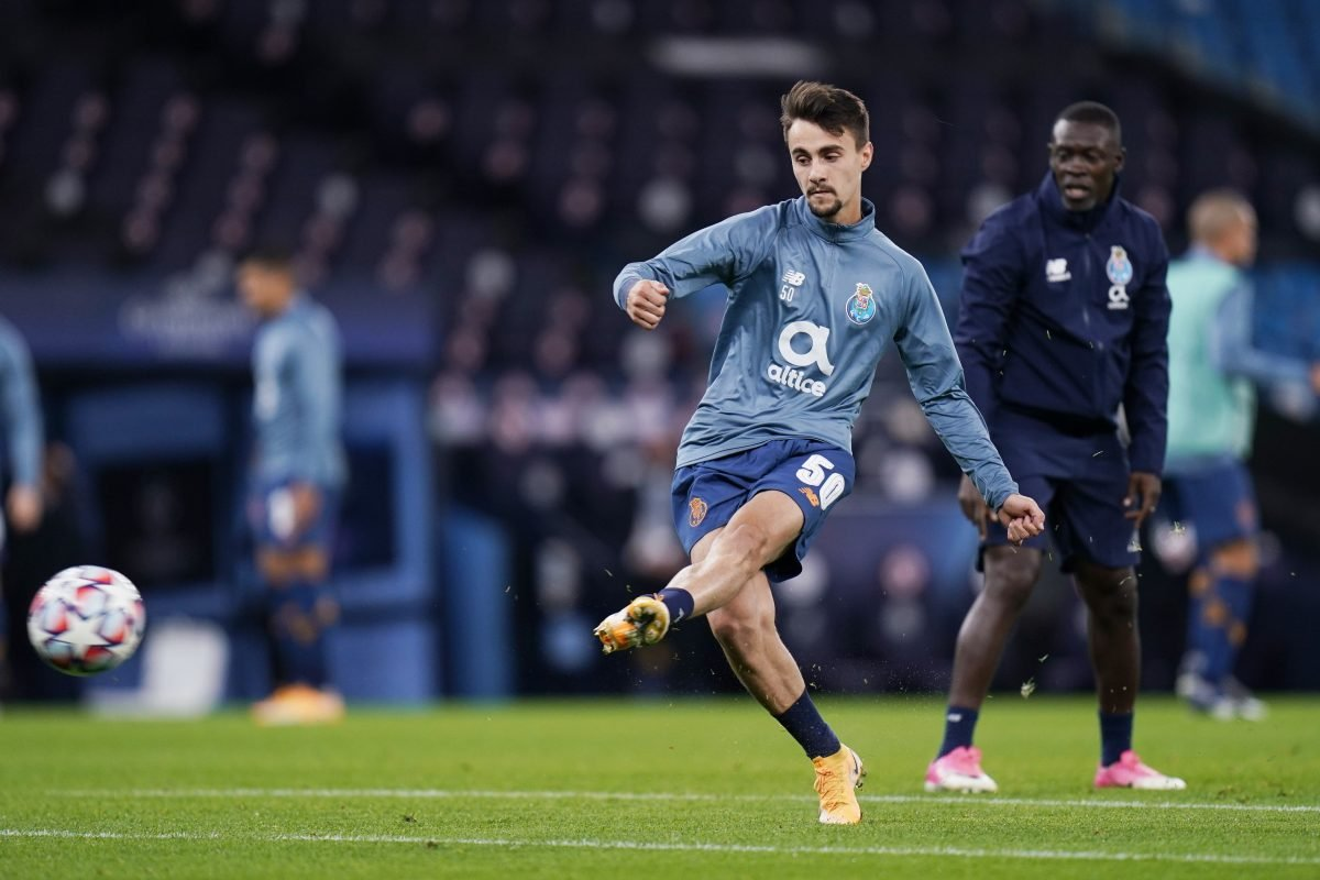 Liverpool reportedly approach agents of £8.10m-rated FC Porto midfielder - Read Liverpool