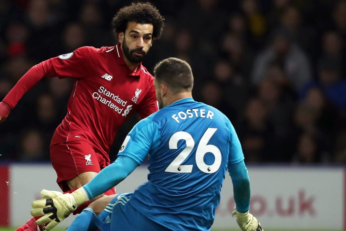 'That's why he is top' – EPL man reveals fascinating insight into focus mind of Liverpool star
