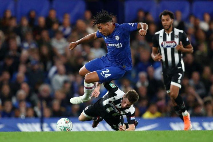 Newcastle Ready Ambitious Loan Bid for Chelsea Starlet Reece James