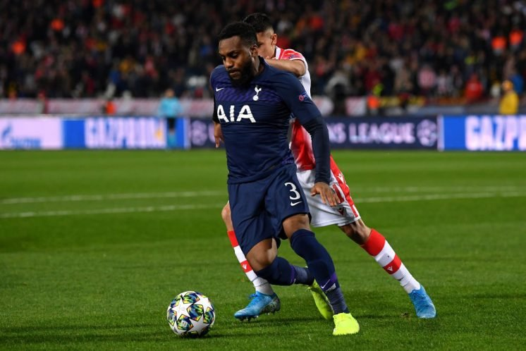 Newcastle ready to offer Rose route out of Tottenham this month - Standard