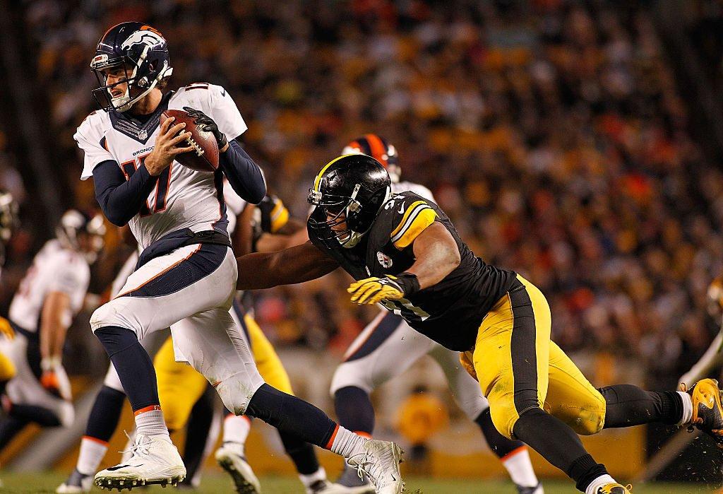 Justin K. Aller/Getty Images Sport