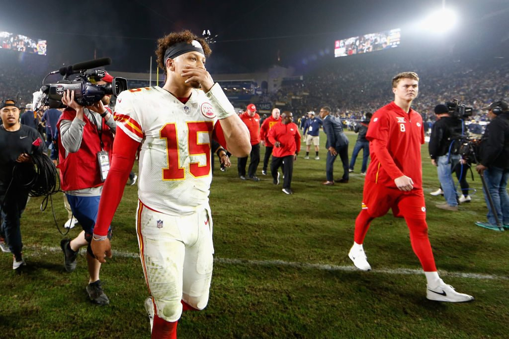 Sean M. Haffey/Getty Images Sport