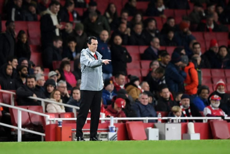 Unai Emery interested in Everton job after positive talks