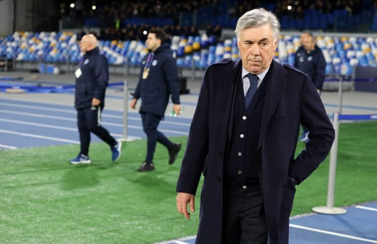 Ancelotti spoke with Usmanov before agreeing to Everton offer