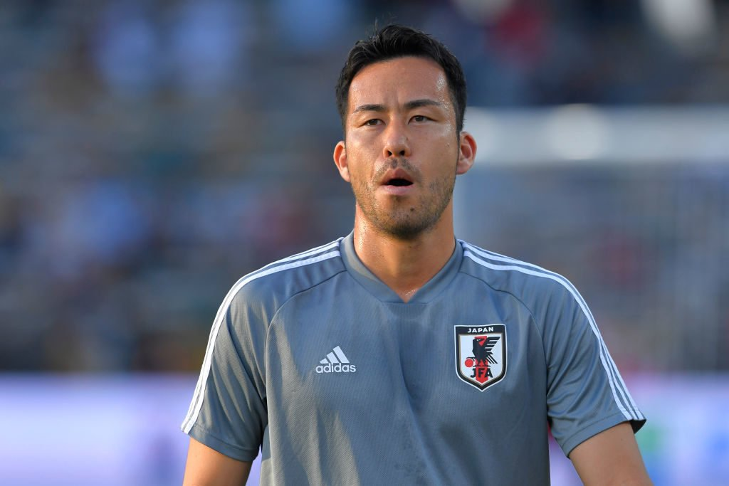 Koki Nagahama/Getty Images Sport