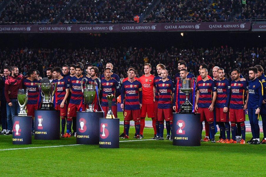 Guardiola vs. Enrique: Comparing Barcelona - Read La Liga