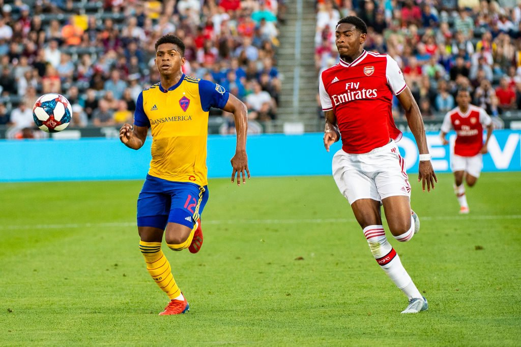 Timothy Nwachukwu/Getty Images Sport