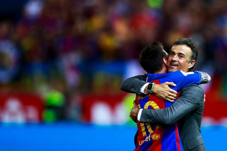 Luis Enrique to replace Moreno and return as coach of Spain