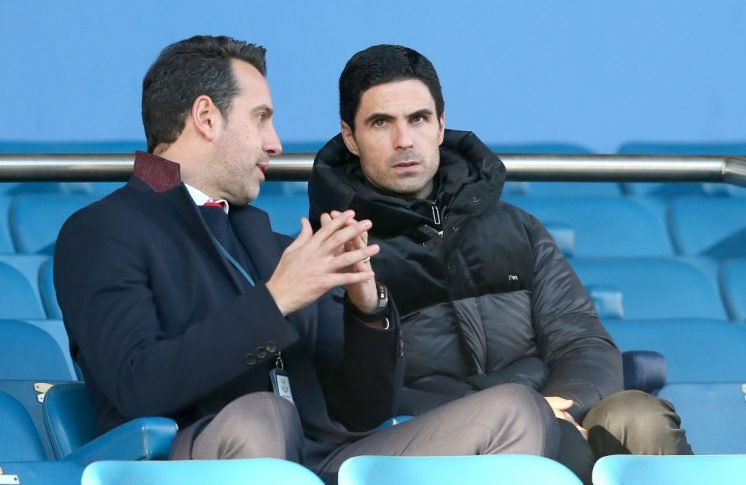 Arsenal's new boss encouraged by early signs from players — Mikel Arteta