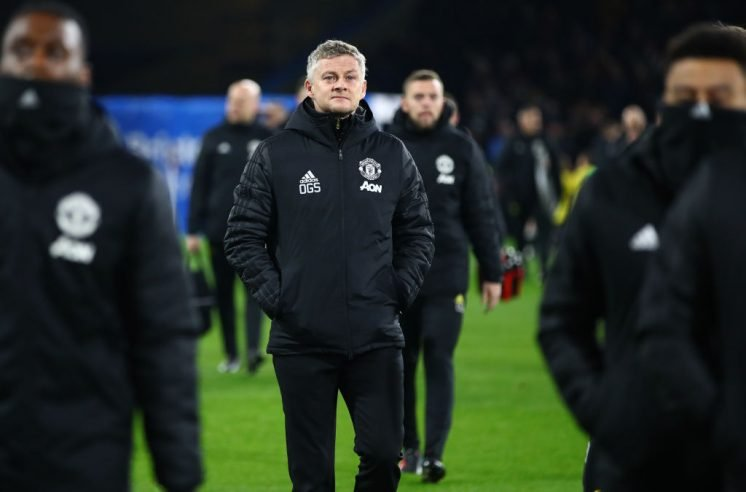 Man United in full support of Pogba operation, says Solskjaer
