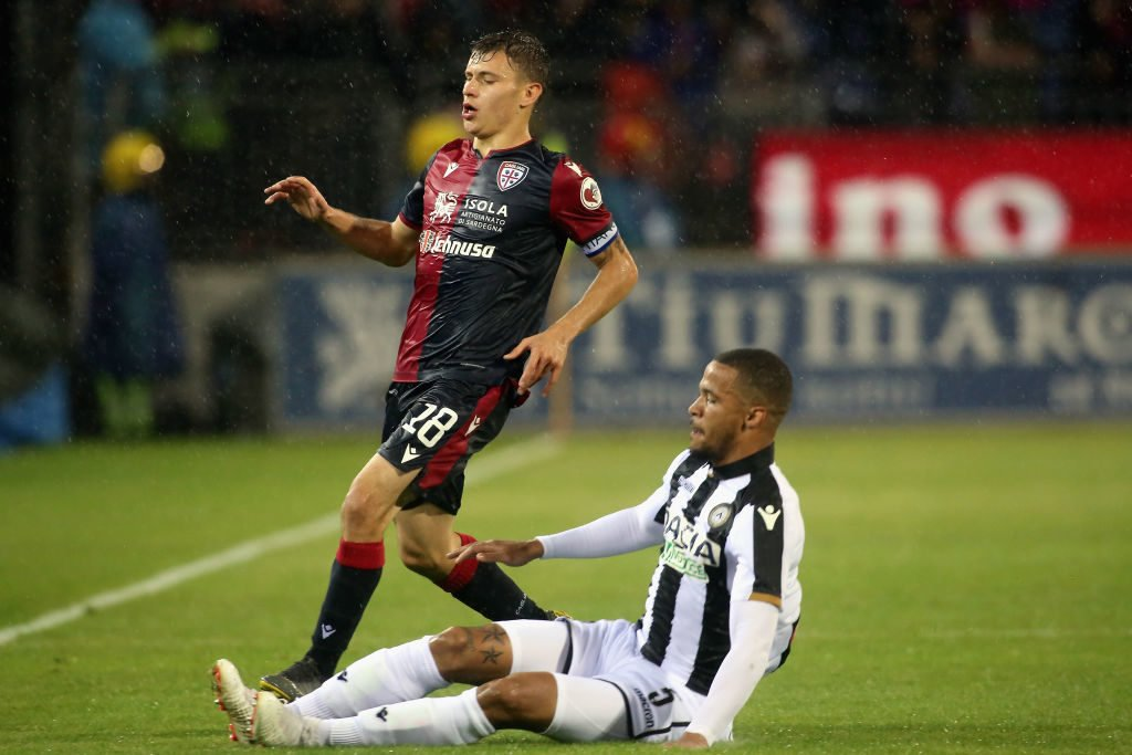 Enrico Locci/Getty Images Sport