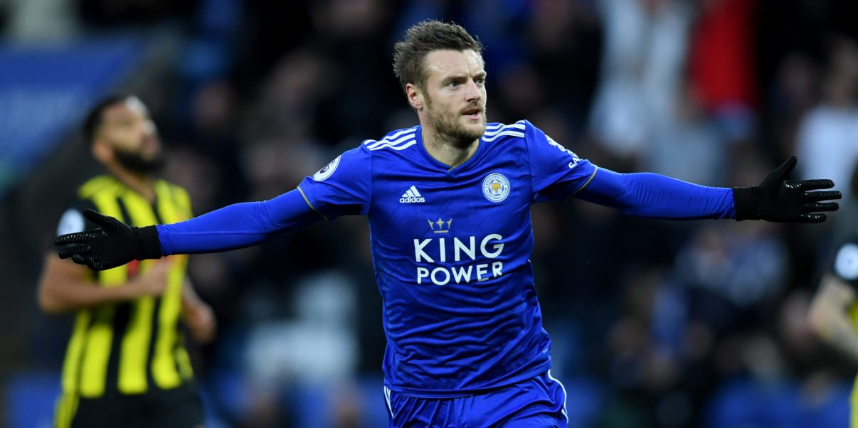 Vardy may require operation for groin injury - Read Leicester